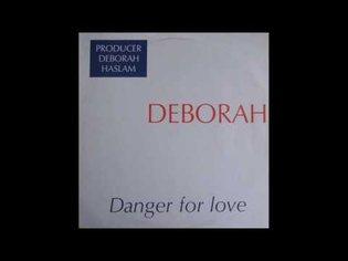 Deborah Haslam - Danger For Love (Vocal). Italo Disco 1986