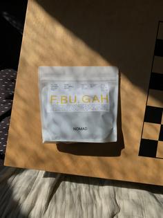 Nomad Coffee, Filter Gahahe Honey Kayanza (Burundi), 2020
