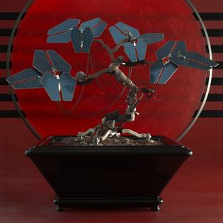 solar bonsai