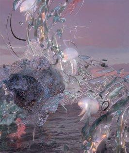 Mermaid home 🛁 . . . . #cinema4D #c4D #octane #octanerender #renderzone #zBrush