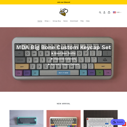 MelGeek-Manufacturer and R&D Mechanical Keyboards and Peripherals