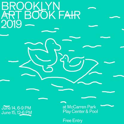 Brooklyn Art Book Fair