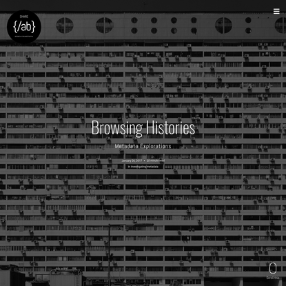 Browsing Histories