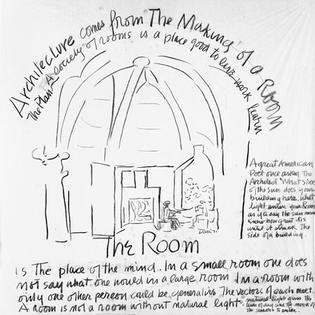 louis kahn - the room