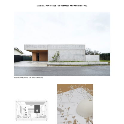 Arhitektura-office for urbanism and architecture