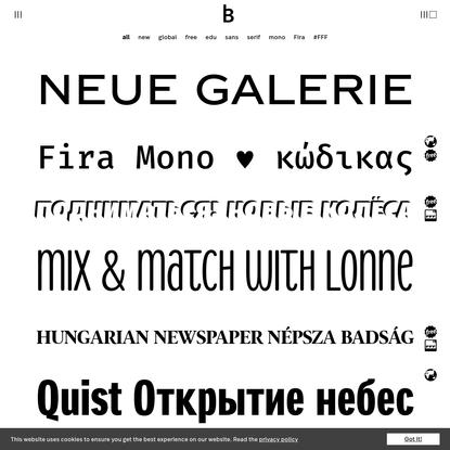 bBox Type