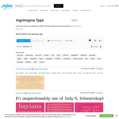 Ingrimayne Type