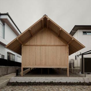 Tomoaki Uno, Yomogidai House, Nagoya, 2018