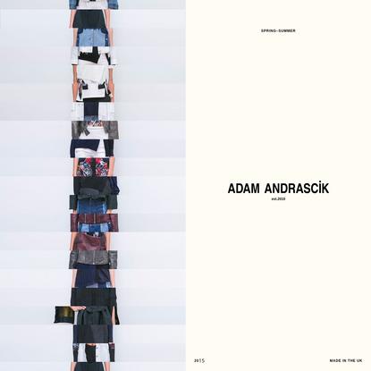 Adam Andrascik - Womenswear