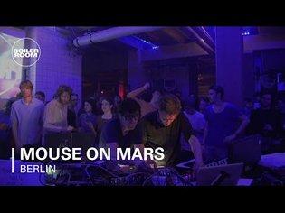 Mouse On Mars Boiler Room Berlin Live Show