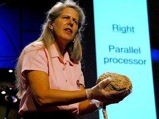 My stroke of insight   Jill Bolte Taylor