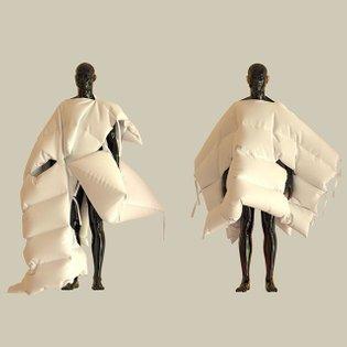 Soft Sculpture Concept #clo3d #hdrihaven