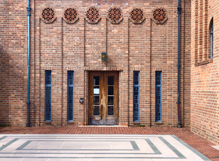 Cranbrook Academy (photo by Josh Lipnik)