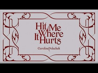 Caroline Polachek - Hit Me Where it Hurts (Lyric Booklet)