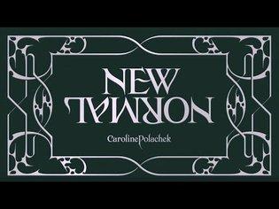 Caroline Polachek - New Normal (Lyric Booklet)