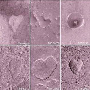 Mars is my valentine ☄️ love u Mars 🤍