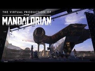 The Virtual Production of The Mandalorian, Season One