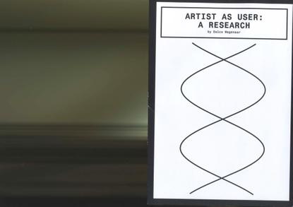 Eelco Wagenaar – Artist as User: A Research