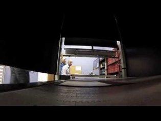 Digitization Conveyor System at Natl Museum of American History