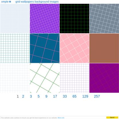 grid wallpapers