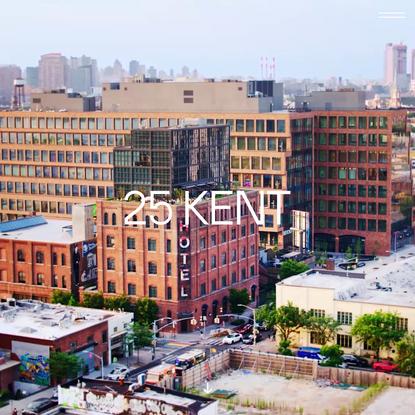The Building - 25 Kent