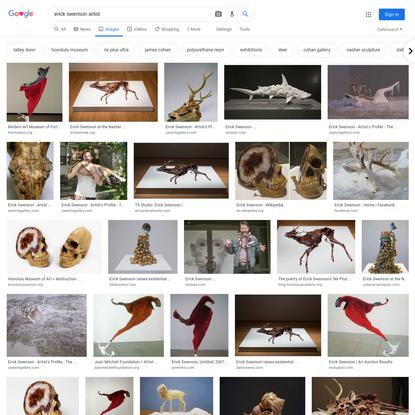 erick swenson artist - Google Search