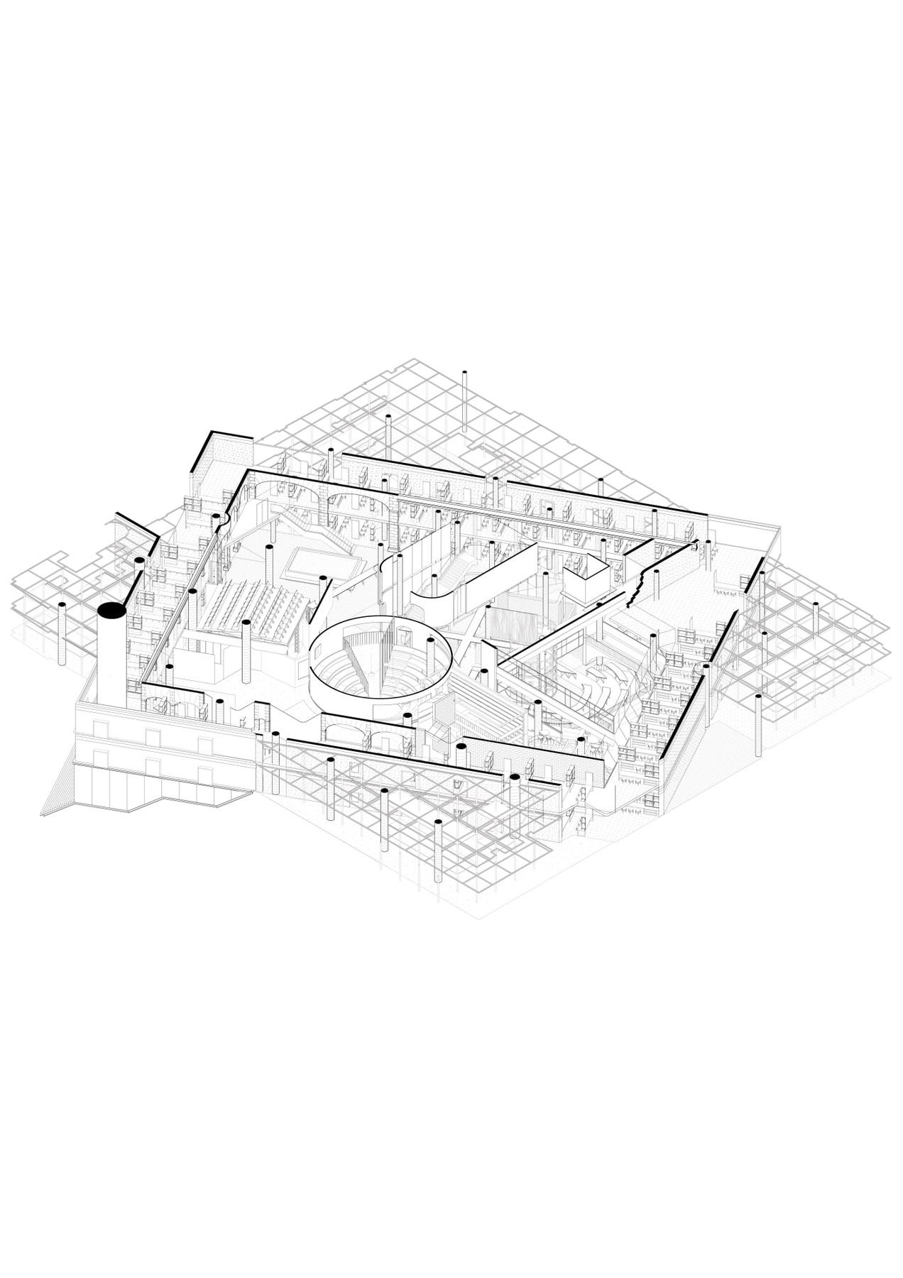 architecten de vylder vinck taillieu, uts school of architecture
