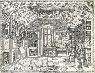 Ferrante Imperato, Dell'Historia Naturale (Naples 1599)
