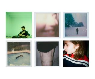 Album Cover Trends – Film Photography