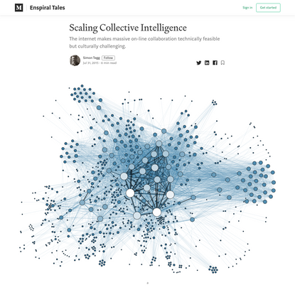 Scaling Collective Intelligence