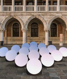 AZIMUT, installation artistique à Venise par le studio de design Arnaud Lapierre - Journal du Design