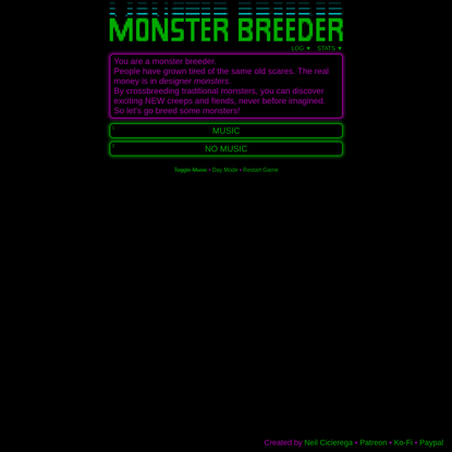 Monster Breeder