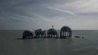 Simon Faithfull, Re-enactment for a Future Scenario #2: Cape Romano