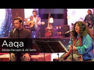 Coke Studio Season 9  Aaqa  Abida Parveen & Ali Sethi