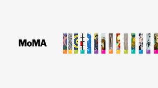 MoMA Short Form Branding: Story