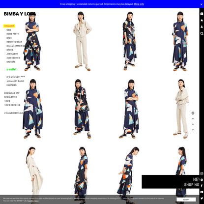 BIMBA Y LOLA® - Official Online Store