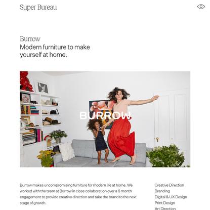 Super Bureau - Burrow