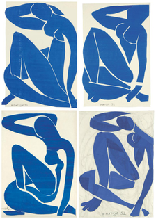 matisse blu nudes