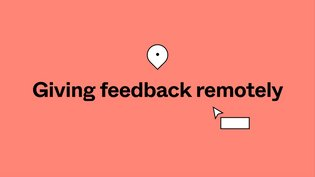 In the File: Giving Feedback Remotely (Community)