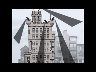 The Outlook Tower – Imagined by Patrick Geddes