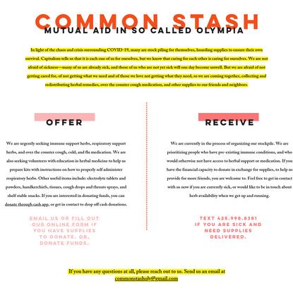 common stash | common stash olympia