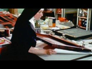 Corita Kent   Working