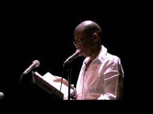 NourbeSe Reads from Zong!