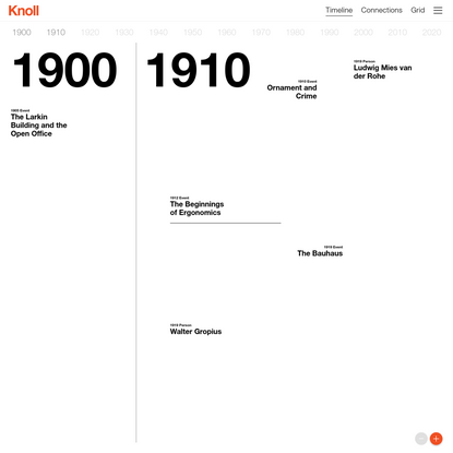 The Archive | Knoll
