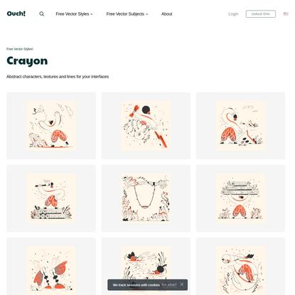 crayon - Free vector drawings