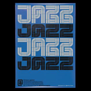 Jazz Poster @charlie.le.maignan