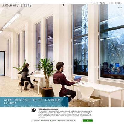 AKKA Architects - Architecture & Interior Design Studio in Amsterdam