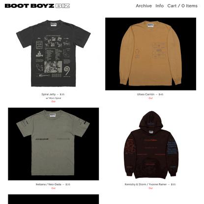 Boot Boyz Biz