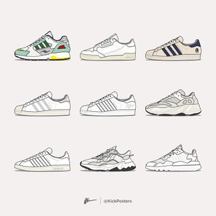 My top 9 for 2019 🏆 Let me know your thoughts 💬👇🏻 - Firstly let me start by saying these are my personal top 9 shoes for 201...