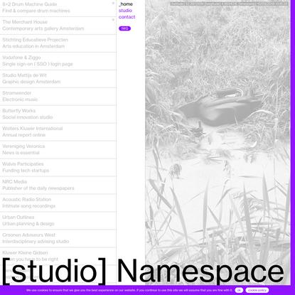 namespace : concept + design + code